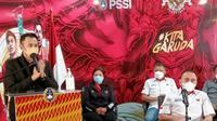 Raffi Ahmad bertemu Ketum PSSI