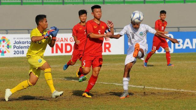 Vietnam Vs Timnas Indonesia U-16
