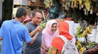 Calon Gubernur Sumatera Utara nomor urut 1 Edy Rahmayadi. (Liputan6.com/Reza Efendi)