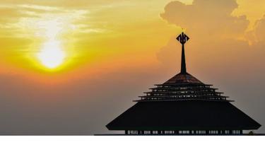 [Bintang] Ilustrasi masjid