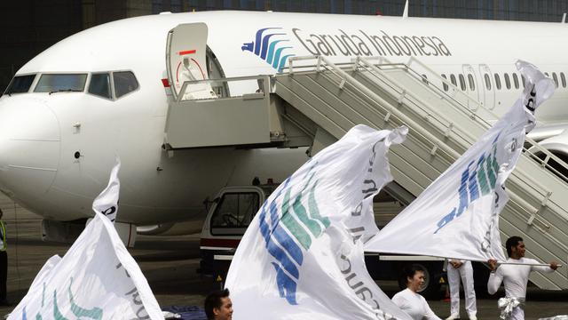 Garuda Indonesia Turunkan Harga Tiket Bisnis Liputan6 Com