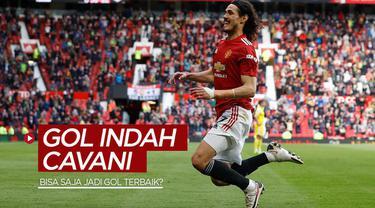 Berita video komentar Ole Gunnar Solskjaer soal torehan indah Edinson Cavani yang bisa saja menjadi gol terbaik Manchester United musim 2020/2021.