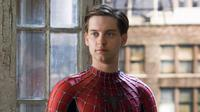 Tobey Maguire sebagai Peter Parker dalam film Spider-Man 3. (Sony Pictures)