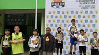 Artik Juara Turnamen Basket 3x3 Munam Cup 2020 (ist)