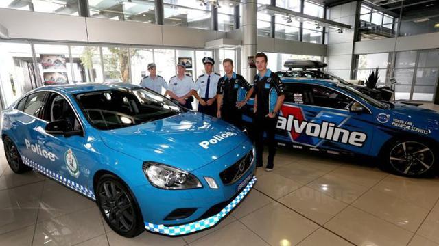 Volvo S60 Polestar >> Volvo S60 Polestar Jadi Mobil Polisi Australia Otomotif