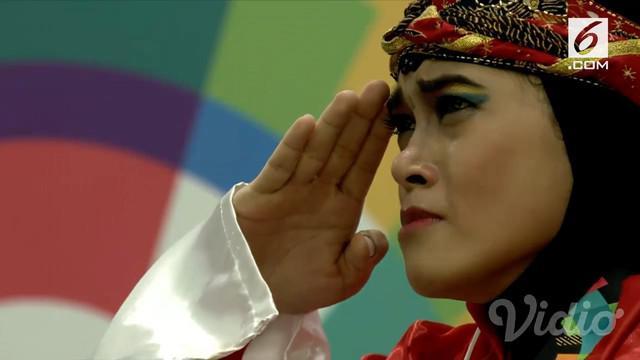 Indonesia kembali menambah koleksi emas pada Asian Games 2018. Puspa Arumsari menambah pundi-pundi tuan rumah lewat cabang olahraga pencak silat nomor seni tunggal putri.