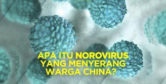 Apa itu wabah Norovirus yang menyerang warga di China? Yuk, kita cek video di atas!