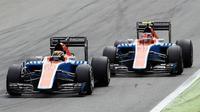 Manor Racing masih menginginkan duet Pascal Wehrlein (94) dan Esteban Ocon untuk mengarungi F1 2017. (Autosport)