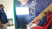 Posko Kesehatan Mudik di Terminal Purabaya