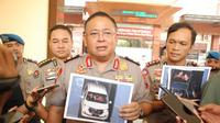 Kapolda Jatim menerima sejumlah keluhan dari masyarakat terkait tilang elektronik. (Liputan6.com/ Dian Kurniawan)