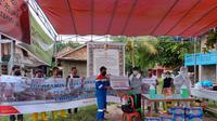 PHE Ogan Komering dan PHE Raja Tempirai bersama SKK Migas penyerahan bantuan Alat Pelindung Diri (APD) ke sejumlah rumah sakit dan puskesmas.