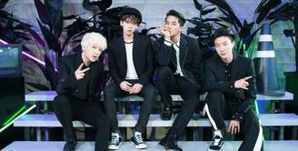 Sudah bukan rahasia lagi jika pasar k-pop di Indonesia cukup besar. Tentu saja hal ini menarik perhatian minat para idol untuk menggelar konser di Indonesia. (Foto: Soompi.com)