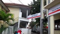 Tiga sepeda Jokowi sudah siap dibagikan pada warga dalam kunjungannya ke Ponpes Buntet. (Liputan6.com/Panji Prayitno)