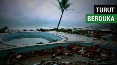 Berita video ucapan duka cita dari beberapa klub besar di Eropa untuk bencana tsunami yang melanda Pandeglang, Serang, dan Lampung Selatan.