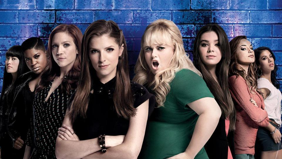 Pitch Perfect 3.  (The Sun)
