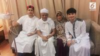 Setelah menjalani perawatan intensif di Penang, Malaysia, kondisi Arifin Ilham semakin membaik. Ia juga sudah diizinkan untuk keluar dari rumah sakit.