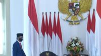 Jokowi nyatakan optimismenya bahwa Indonesia bisa menang lawan COVID-19 di peringatan Hari Pancasila (Foto: instagram/jokowi)