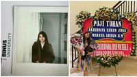 Momen Bahagia Kelulusan Marsha Aruan. (Sumber: Instagram.com/aruanmarsha/bundalisa)