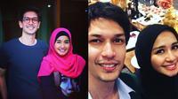 Potret Kebersamaan Laudya Cynthia Bella dan Dimas Beck. (Sumber: Instagram.com/dimasbeck)