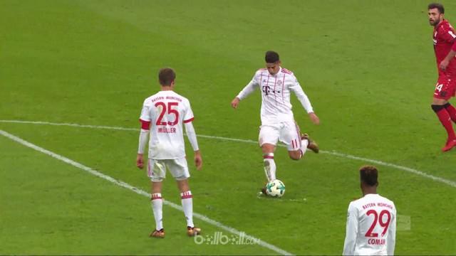 Berita video Franck Ribery dalam daftar pencetak gol terbaik pada pekan ke-18 Bundesliga 2017-2018. This video presented by BallBall.