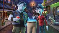Poster film Onward. (Foto: Dok. Disney/ Pixar)
