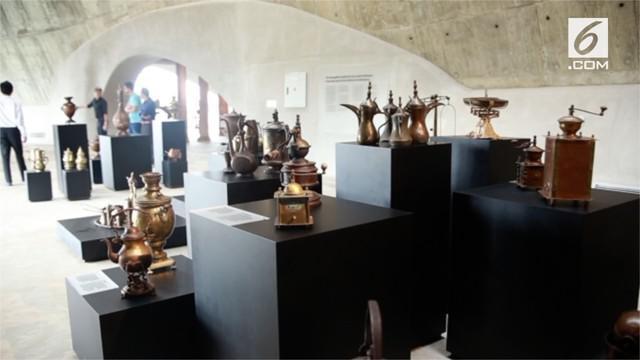 Museum kopi pertama di Vietnam berlokasi di Kota Ban Me Thuot. Museum ini menampilkan lebih 10.000 benda dari seluruh dunia yang berhubungan dengan kopi.