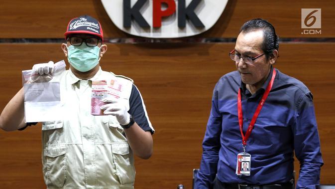 KRAS KPK Dalami Motif Suap Direktur Krakatau Steel Untuk Biaya Pernikahan Anak - News Liputan6.com