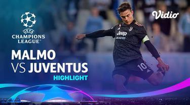 Berita Video, Highlights Pertandingan Juventus Vs Malmo FF pada Rabu (15/9/2021)