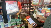 Pembayaran nontunai di Alfamart lewat ShopeePay (Foto: Shopee)