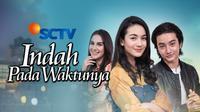 Adegan sinetron Indah Pada Waktunya ditayangkan perdana Senin (19/10/2020) pukul 16.40 WIB (Dok Sinemart)
