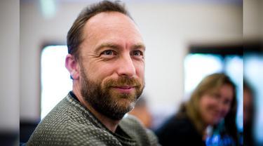 Jimmy Wales, Cofounder Wikipedia. Kredit: Wikimedia