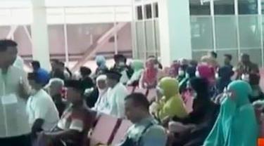 Jemaah Haji Berpaspor Palsu