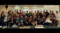 Kegiatan pengarahan kepada para Petugas/operator kepulangan PMI-B dari BP3TKI dan LP3TKI di Bogor, Jawa Barat.