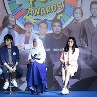 Preskon Cornetto Pop Awards 2017 (Deki Prayoga/bintang.com)