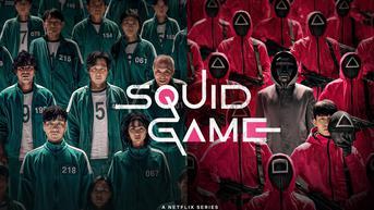 6 Fakta Unik Drakor Squid Game, Terinspirasi dari Permainan Bocah hingga Kerajaan Semut