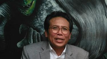 Juru Bicara Presiden, Fadjroel Rahman (Liputan6.com/ Novia Harlina)