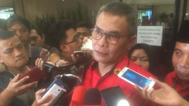 Juru Bicara Kepresiden Johan Budi menjadi caleg PDIP