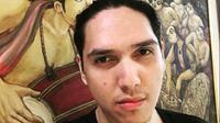 Faldy Akbar, putra bungsu Achmad Albar (Instagram/ @albarfadly)