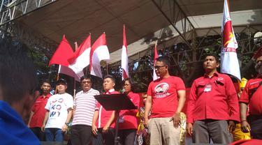 Deklarasai relawan Baraja (Merdeka.com/Hari Ariyanti)