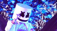 Marshmello (AFP / Steven Lawton / GETTY IMAGES NORTH AMERICA)