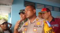 Kapolres Simalungun AKBP Marudut Liberty Panjaitan (Liputan6.com/Reza Effendi)