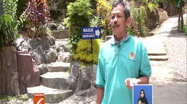 Viralnya wisata Perbukitan Menoreh di Kalibaru, DI Yogyakarta, tak lepas darit tangan-tangan manusia yang peduli alam.