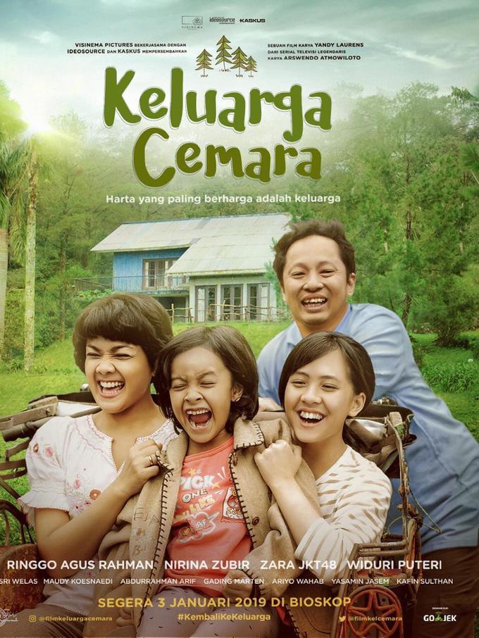 Image result for Keluarga Cemara