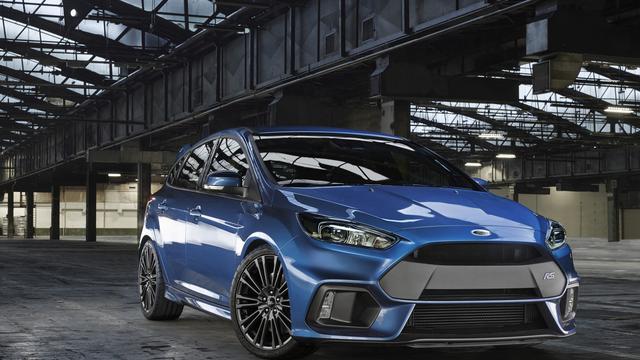 Ford Focus Rs Hp >> Ford Focus Rs Melenggang Usung Mesin 320 Hp Otomotif