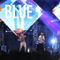 Blue di The 90's Festival (Adrian Putra/Fimela.com)