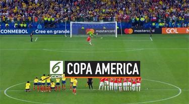 Timnas Chile sukses mengamankan tiket semifinal Copa America 2019. Pada duel perempat final, Alexis Sanchez dan kawan-kawan mendepak Timnas Kolombia melalui adu penalti dengan skor 5-4.