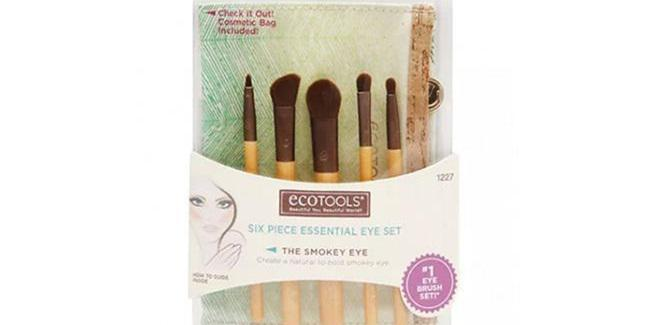 Ecotools 6PC Essential Eye Set/copyright sociolla.com