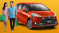 Let's Unlock Your Playground bersama Toyota All New Sienta!