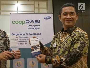 coopRASI Dorong Transformasi Koperasi Menuju Koperasi Digital