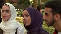 Dituduh Teroris, Muslimah Cantik Diusir dari Pesawat (Channel 4)